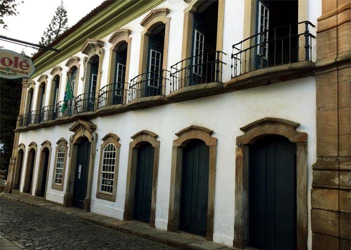 principais pontos turisticos em ouro preto museu inconfidencia