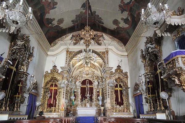 Nossa Senhora do Pilar em São João Del Rei