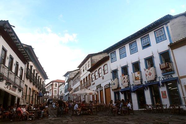 Fique encantado com a Rua da Quitanda em Diamantina - Cidades Históricas