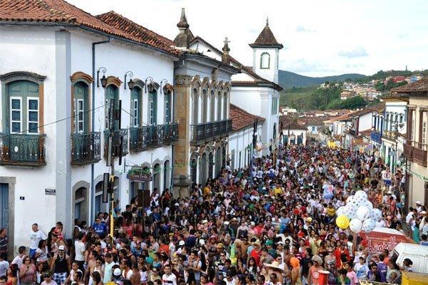 Carnaval Mariana 2018