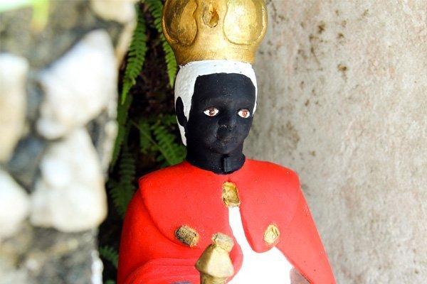 os santos da mina chico rei