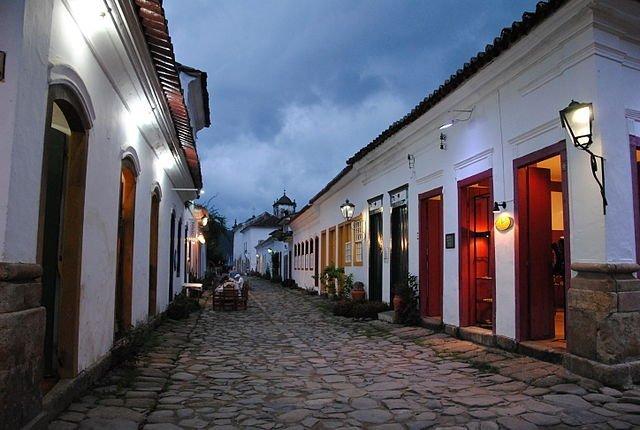 Centro Histórico de Parati