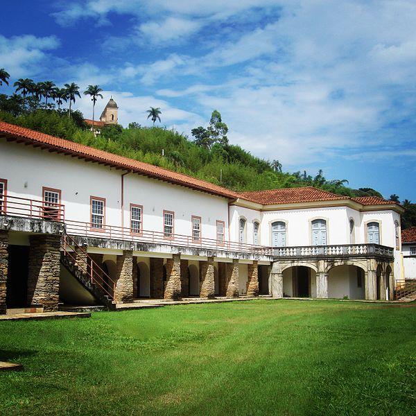 Foto do Museu da Música Mariana