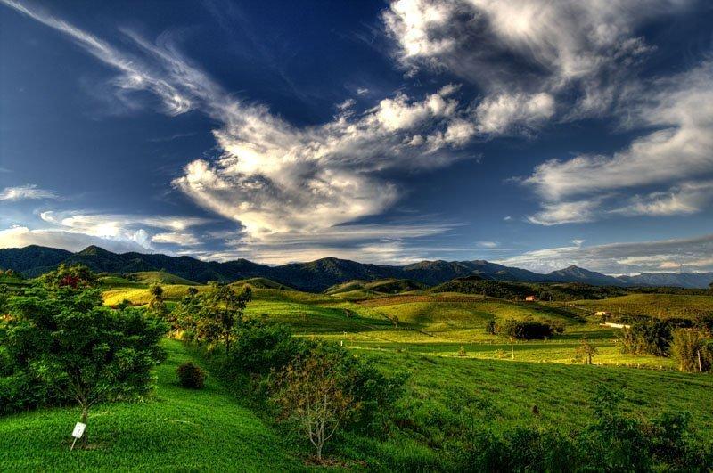 Vista de Taubaté