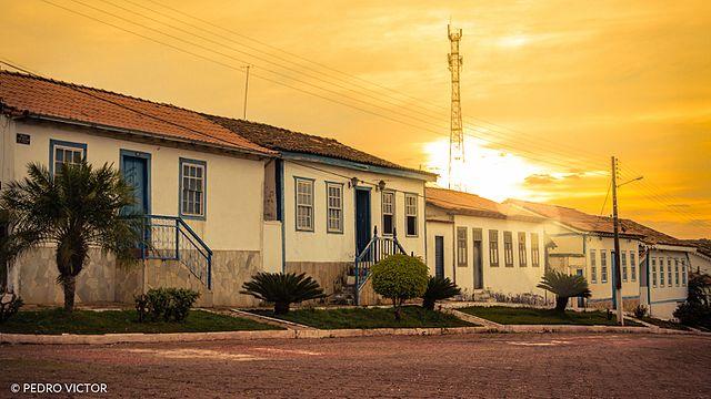 imagem: Centro Histórico de Corumbá