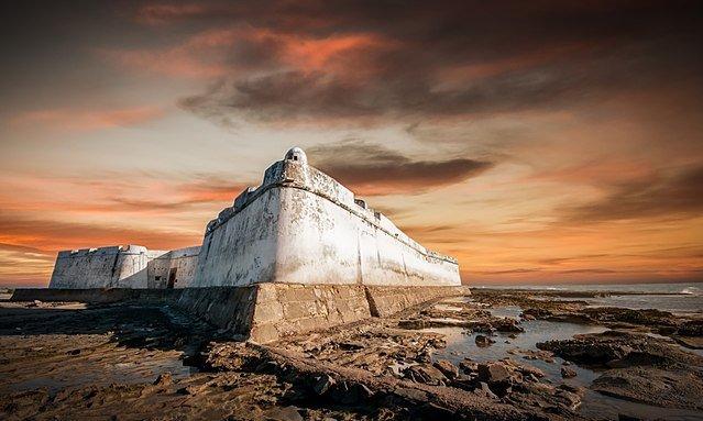 imagem: Forte dos Reis Magos, em Natal, Rio Grande do Norte