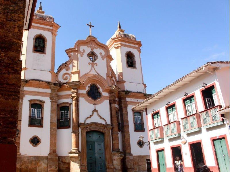 imagem: igreja do pilar em ouro preto