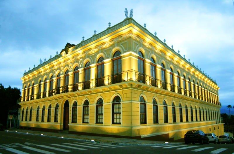 museu pinda - palacete visconde da palmeira