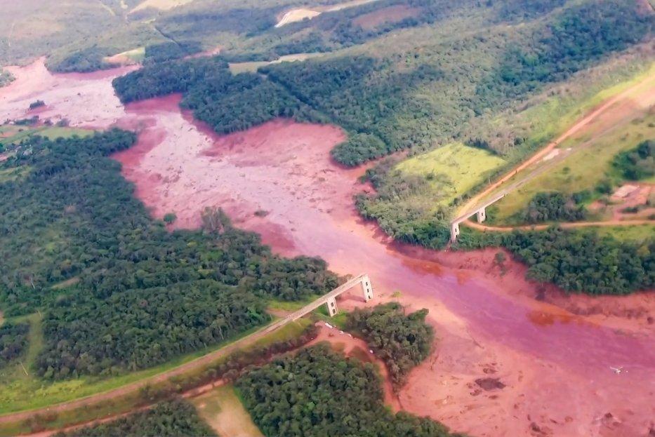 Brumadinho - Acidente Barragem