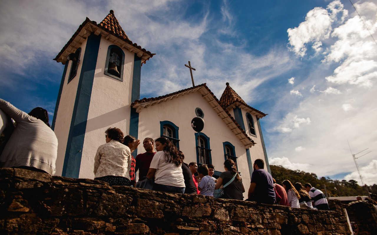 Corpus Christi São Bartolomeu Ouro Preto